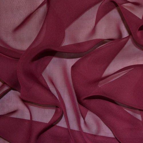 Nylon Chiffon Fabric At Rs 60 Meter