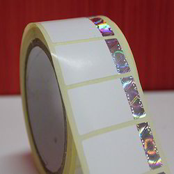 Holographic Labels