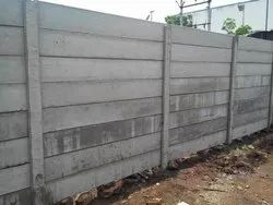 145mm RCC Precast Compound Wall
