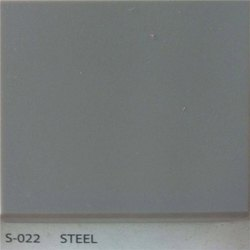 Steel Acrylic Solid Surface
