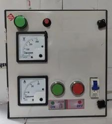 Electric Big Body Submersible Control Panel