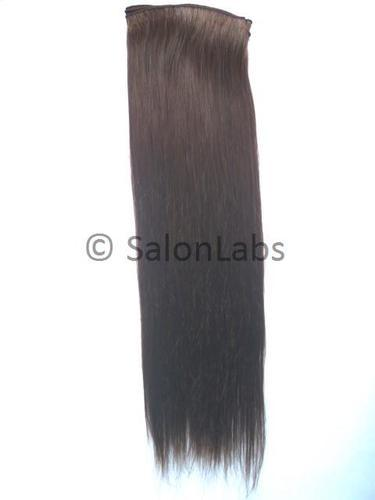 Salonlabs Double Drawn Hair For Weaving, For Personal