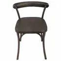 Iron Frame Bar Chair
