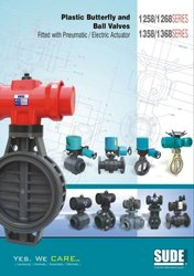 Plastic Butterfly and Ball Valves