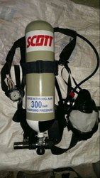 Self Contained Breathing Apparatus Set