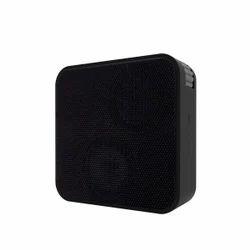 Portronics CUBiX Portable Bluetooth Speaker With FM Radio