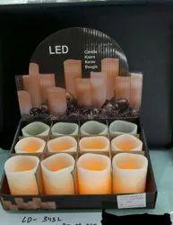 LD-3432 LED Candle 12 Pc.