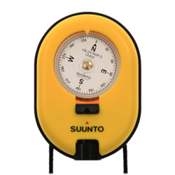 Plastic Yellow Suunto KB-20 Compass for Ship, Packaging Type: Box