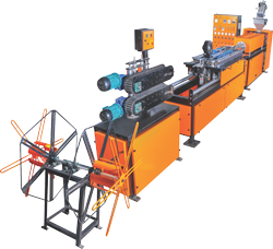 Single Wall Corrugated Pipe Plant