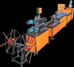 Automatic Single Wall Corrugated Pipe Making Plant