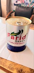 Farid Bhindi Seeds Container