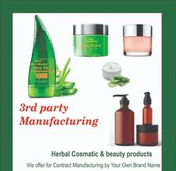 Third Party Herbal Cosmetic Manufacturing