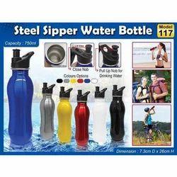 H 064 Plastic Water Bottle, Capacity: 1 Litre