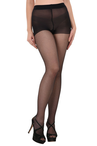 661c664e426 Nylon Black Designer Pantyhose Stockings