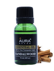 100% Pure and Natural Sandalwood Oil