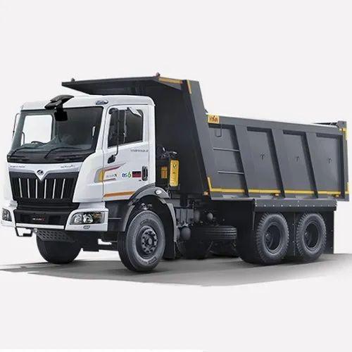 Mahindra BLAZO X 28 BS6 Tipper Truck, Dump Trucks, Hydraulic Truck, Tipper,  TATA Tippers, Dumper in Worli, Mumbai , Mahindra & Mahindra Ltd - Truck And  Bus Division | ID: 22353619897