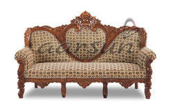 Traditional Wooden Handcrafted Sofa Set - Aarsunwoods