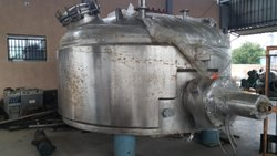 SS Agitated Nutsche Filter Dryer