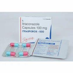 Itrasporax 100 mg Capsules