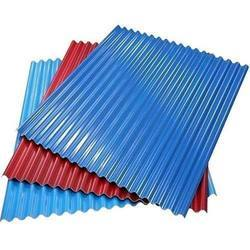 SR PPGI Corrugated Profile Sheet