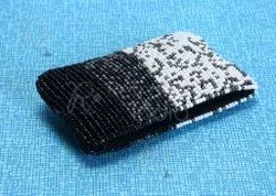 Classic Party Wear Beaded Hand Clutch