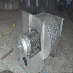 Unit Industrial Blower With FRP Coating