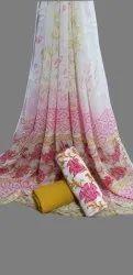 Bagru Hand Block Printed Cotton Suit