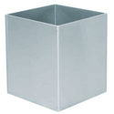 SS Square Storage Box