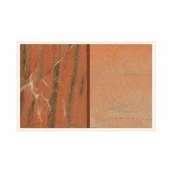 Zebra Pink Polished Marble Stone