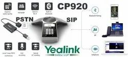 CP920 Analog Conference Phone For PSTN Line