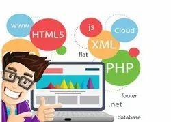PHP/JavaScript Dynamic HTML Website Design Service, With Online Support