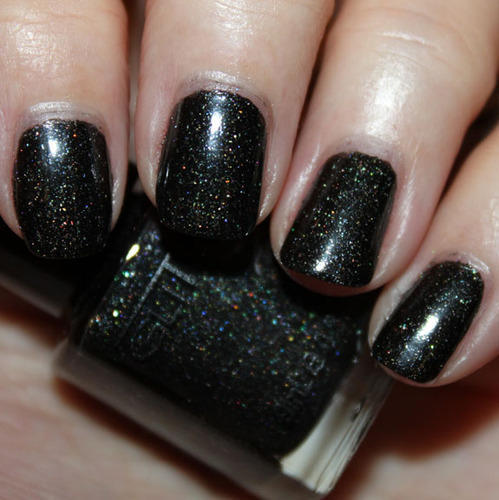 Black Nail Polish, For Personal, Rs 42 /piece, Vestito Beauty Cares ...