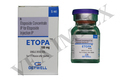 Etopa 100mg (Etoposide Concentrate Injection)