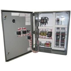 Mild Steel Three Phase Power Control Panel, IP Rating: IP40