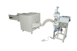 Automatic Weight Fiber Pillow Filling Machine