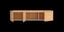 Wall Storage Cabinet - Float Wall Storage Multi-Fun