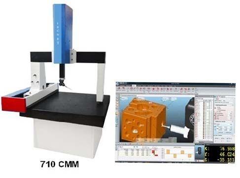 Coordinate Measuring Machine(CMM) ISOMET AXEL U.K, कोआर्डिनेट मेज़रिंग मशीन  - Isomet Metrology Private Limited, Gurgaon | ID: 11032649597