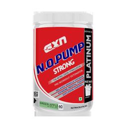 GXN N.O.Pump Strong Pre Workout, Non prescription, Packaging Type: Box
