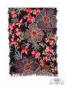 Fine Wool Aari Embroidery Shawls