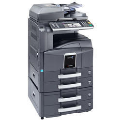 Black & White Laser Commercial Photocopier Machine, Warranty: Upto 1 Year