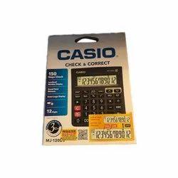 Black, Custom Casio Check And Correct Calculator