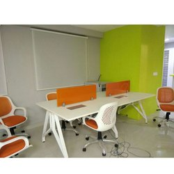 Two Seater Desking Systems