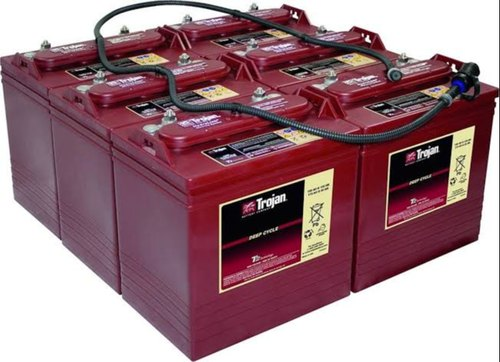 Scissor Lift Battery