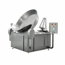Batch Type Banana Chips Flavouring Machine