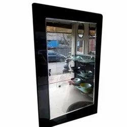 Decorative Wall Mirror Glass, Packaging Type: Box