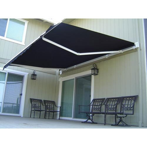 Pvc Retractable Awning At Rs 150 Square Feet Nalasopara