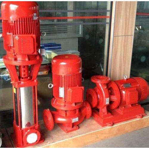 MALHAR Fire Fighting Pumps, FP