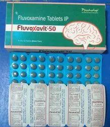 Fluvoxamin Maleate 50 mg & 150 mg