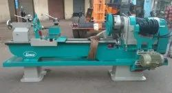 Double Shaft Lathe Machine with Norton Gearbox