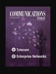 Communications Today B2B Magazines Publisher Service